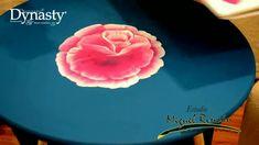 Rosa en pincelada sobre madera con Miguel Rincón. Tote Bag, Pink, Paint Flowers, Painted Flowers, Studio, Wood, Carry Bag, Tote Bags
