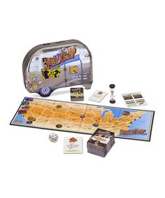 Another great find on #zulily! Road Trip Game by Find It Games #zulilyfinds