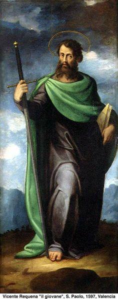 Catholic Saints, Roman Catholic, Paul The Apostle, San Pablo, Christianity, Blessed, Faith, Painting, Valencia