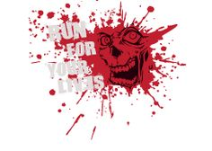 Run For Your Lives 5K!! it's a zombie-themed race where the entire point is to run for your life from zombies! how cool is this??? there's one an hour and a half from where i live, and tons across the country! THIS IS SO ON MY BUCKET LIST!!!