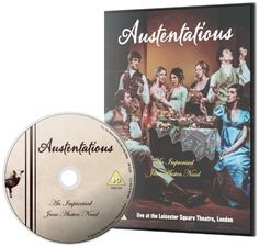 n.19€. Austentatious - An Improvised Jane Austen Novel [DVD]