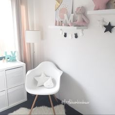 "Brand Rep Search Now On! on Instagram: ""A corner of Little Miss Madison's room . Our star garland is just peeking in the side of the pic. Tap for details ☺️"""