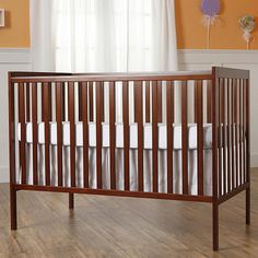 """Dream On Me Synergy5-in-1 Convertible Crib - Espresso - Dream On Me - Babies """"R"""" Us"""