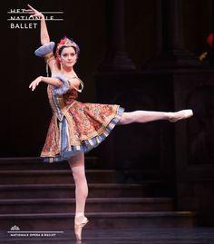 Swanlake at Dutch National Opera & Ballet