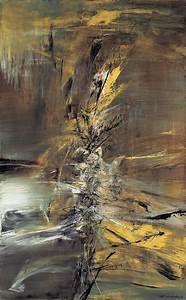 Zao Wou Ki's Painting Art - China Cool Art