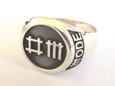 oh how I want this Depeche Mode ring!