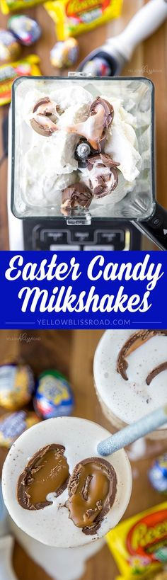 Easter Candy Milksha