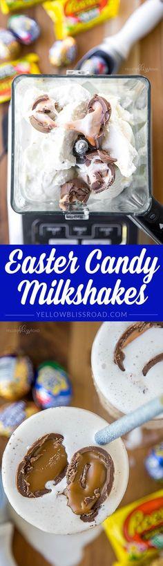 Easter Candy Milksha