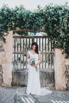 After-Wedding-Shooting, Valldemossa, auf Mallorca