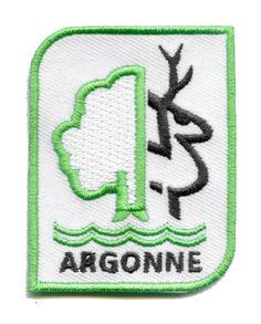 Ecusson Ville Argonne