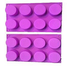 - http://kitchen-dining.bestselleroutlet.net/product-review-for-2-pack-8-cavity-round-silicone-mold-for-soap-cake-bread-cupcake-cheesecake-cornbread-muffin-brownie-and-more/