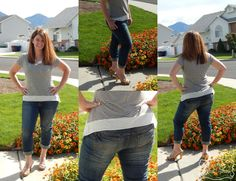 Max Jeans has boyfriend jeans that fit your body like a glove.  Check out Crissa's review for more information PLUS enter to win a pair of Max Jean denim of your choice.  Ends 10.30.14