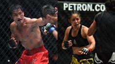 Filipino fighters Eduard Folayang, Ana Julaton, Jujeath Nagaowa, and Rene Catalan join Kevin Belingon and Honorio Banario in ONE FC: Warrior's Way