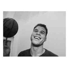 Some people just have that killer smile.... Blake Griffin is one of them