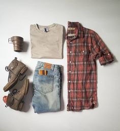 Advice On Buying Fashionable Stylish Clothes – Clothing Looks Mode Masculine, Casual Wear, Casual Outfits, Men Casual, Casual Styles, Look Fashion, Mens Fashion, Fashion Outfits, Fashion Vest
