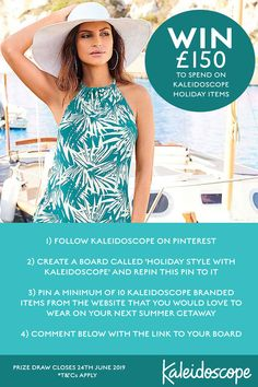 Get ready for your holiday at the Kaleidoscope holiday shop! Shop the latest beach dresses, maxi dresses, sandals, t-shirts, shorts & swimwear. Holiday Style, Holiday Fashion, Holiday Ideas, Holiday Wardrobe, Summer Outfits Women, Occasion Wear, Beach Dresses, Mix Match, Website
