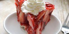 Tartes aux fraises d'été... Un classique qui ne se démode pas! - Desserts - Ma Fourchette Biscuits, Strawberry Recipes, Pie, Fruit, Food, Strawberries, Zucchini, Cookies, Sweet Recipes