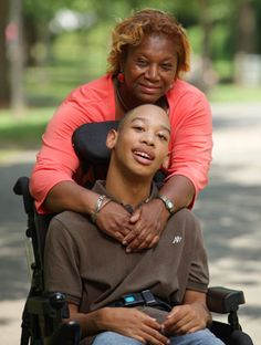 Chancellor Lee Adams is 12 years old now and suffers from  cerebral palsy, but is alive and well thanks in large part to the care of his grandmother Saundra Adams.