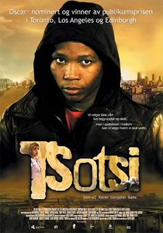 Kathleen Nystrom Global Film Studies: Reaction to Tsotsi - my family had just gone through a similar robbery and I cried this entire movie
