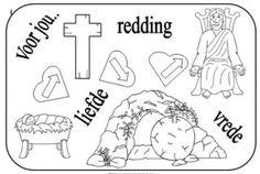 Pasen - Voor jou redding, liefde, vrede