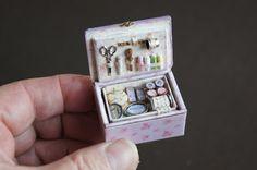 Nono mini Nostalgia: SEWING BOX