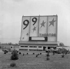 99 drive in theater in Bakersfield, California. Oh wow so cool