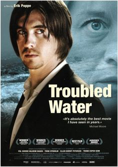 TROUBLED WATER - 2008 - FILMPOSTER A4