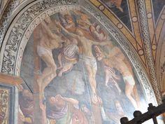 Santa Maria delle Grazie (Milan) cappelle della navata 10 - Gaudenzio Ferrari - Wikipedia