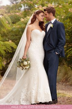 Wedding gown inspiration from Irene Costa... (See more on the blog   Your Queensland Wedding)