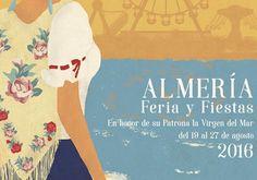 Si, en agosto llega la Feria de Almería. Os dejamos la programación completa de este año, sin muchos añadidos ;)  #almeriatrending #almeria #feria_almeria #feria_almeria2016 #feria2016