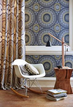 Nueva colección Jardin Bohème collection. by Harlequin solo en www.dekor-group.com