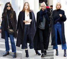 Dedicated to: Capucine Safyurtlu | Blue is in Fashion this Year | Bloglovin'