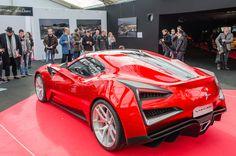 2013 Icona Vulcano Concept Car