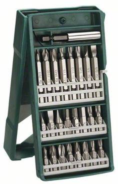 BARGAIN Bosch Power Tools Accessories Mini X-Line Screwdriving Set (25 Pieces) JUST £6.30 At Amazon - Gratisfaction UK Bargains #bargains #gratdiy