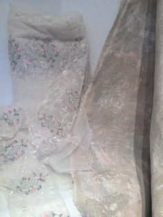 Painted Linen. Fabric Merchant  Santa Fe NM