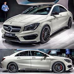 2014 Mercedes Benzs CLA45 AMG, Photo by dubmagazine $48,000