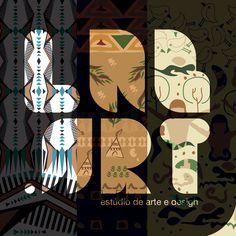 Baseado nas tribos indígenas brasileiras, a Lab.ART criou e produziu estampas que refletem a cultura desse povo, que é recheada de criatividade e expressionismo. 
