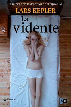 Book Cover of La vidente by Kepler, Lars