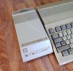 Commodore A590 - External Amiga 500 HD Controller