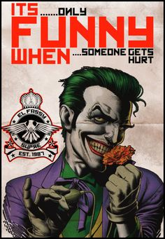 """""""It's only Funny when someone gets hurt"""" by Midnite-x"""