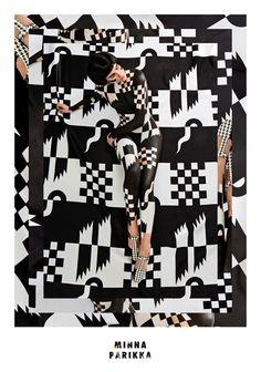Helsinki based illustrator Janine Rewell and shoe designer Minna Parikka teamed up to create a visual spectacle with body painting for Minna Parikka Graphic Design Projects, Graphic Design Inspiration, Design Art, Grid Design, Set Design, Moda Floral, Poster Design, Op Art, Paint Designs