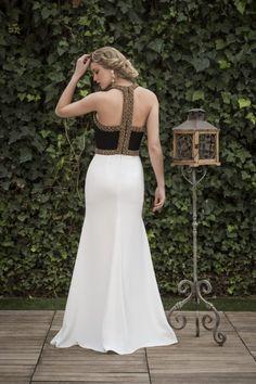 4d4f266bc 32 imágenes encantadoras Vestidos de Cóctel - Nuribel Couture en 2019