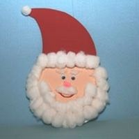 Christmas crafts for kids! - Click image to find more diy & crafts Pinterest pins