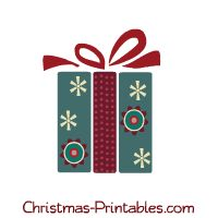 Printable Christmas Lights Clip Art