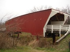One of the bridges of Madison County.