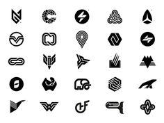 Random Logos, Symbols & Brand Marks from the Archives