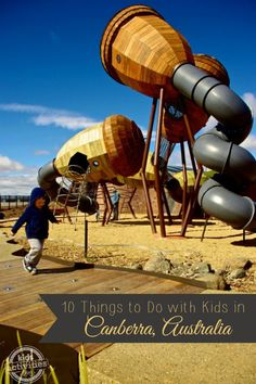 10 Things to Do with Kids in Canberra Australia - Kids Activities Blog