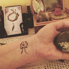 Rune binding with the WomanRunes Summer Solstice 2015