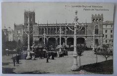 POSTAL ANTIGUA VALENCIA POSTAL ANTIGUA VALENCIA. Valencia. España. Old Postcard. antiuari2@gmail.com
