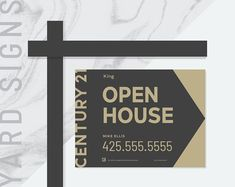 Need a gift ideas for cooks? ✩ Check out this list of creative present ideas for people who are into cooking Real Estate Sign Design, Real Estate Yard Signs, Open House Signs, Open Signs, Business Yard Signs, Business Cards, House Yard, Gifts For Photographers, Square Photos